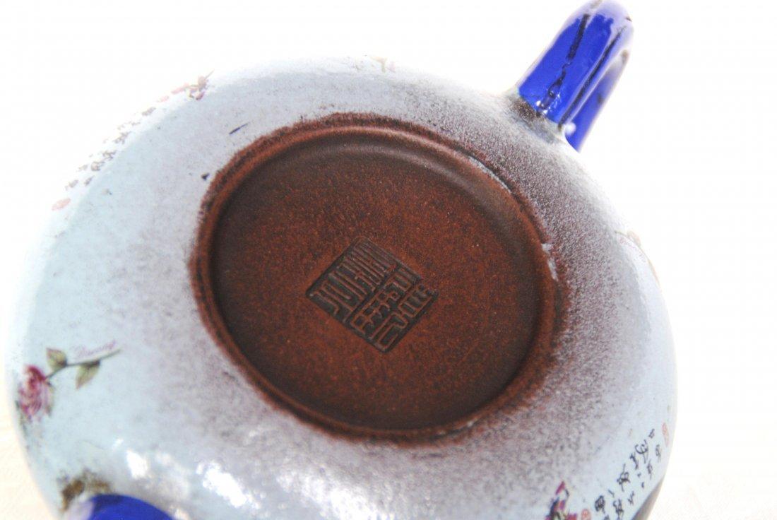 Chinese  ZiSha  Tea Pot - 5