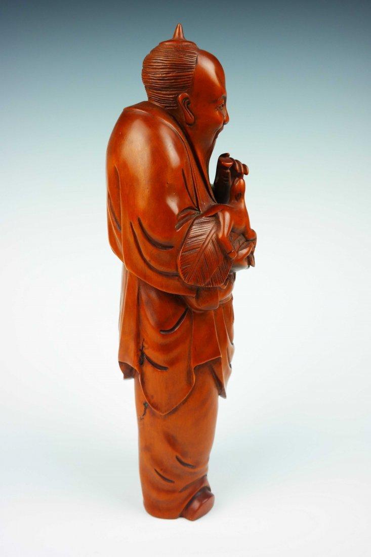a huangyangmu confucius statue - 2