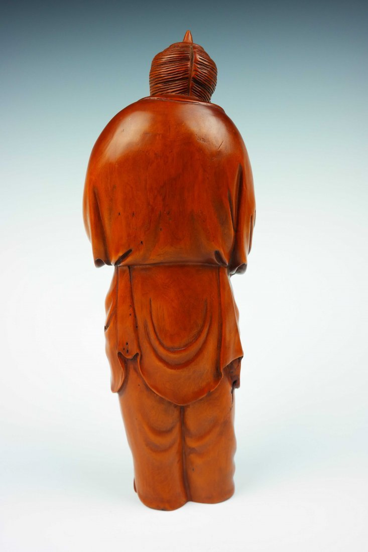 a huangyangmu confucius statue - 3
