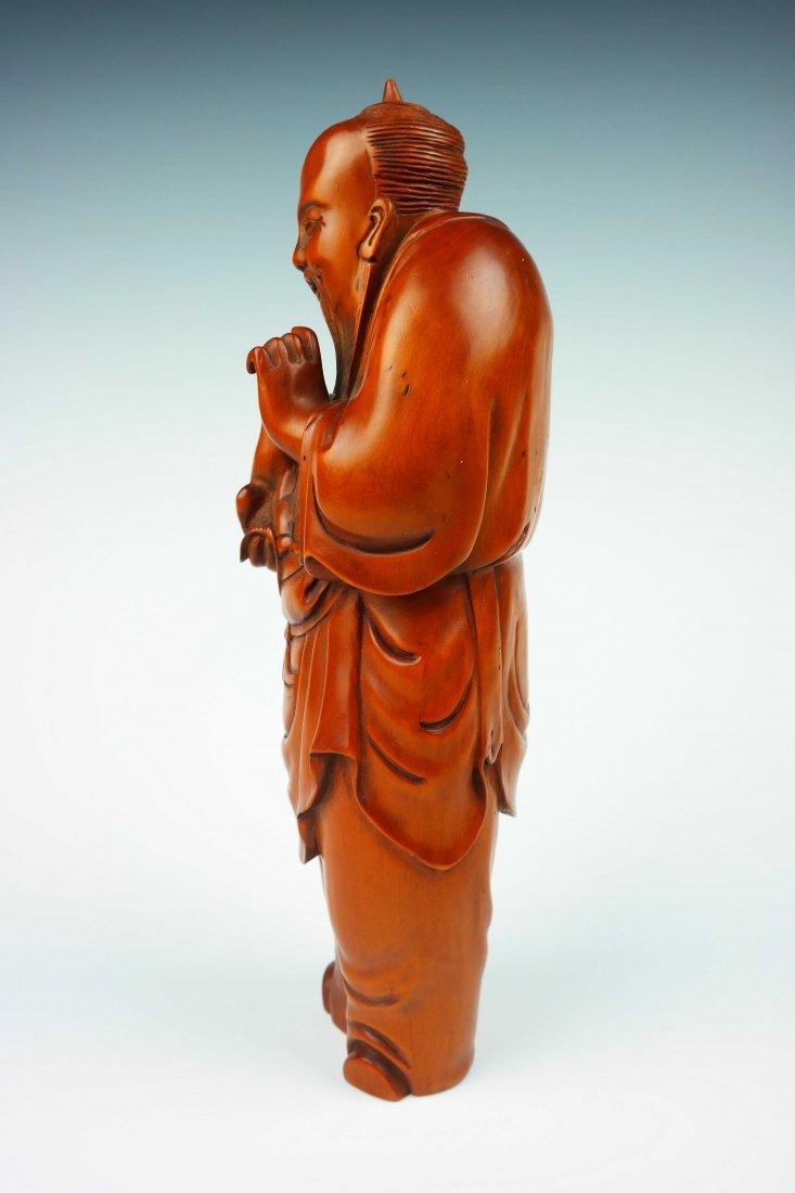 a huangyangmu confucius statue - 4