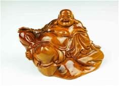a Jinsinan wood buddha
