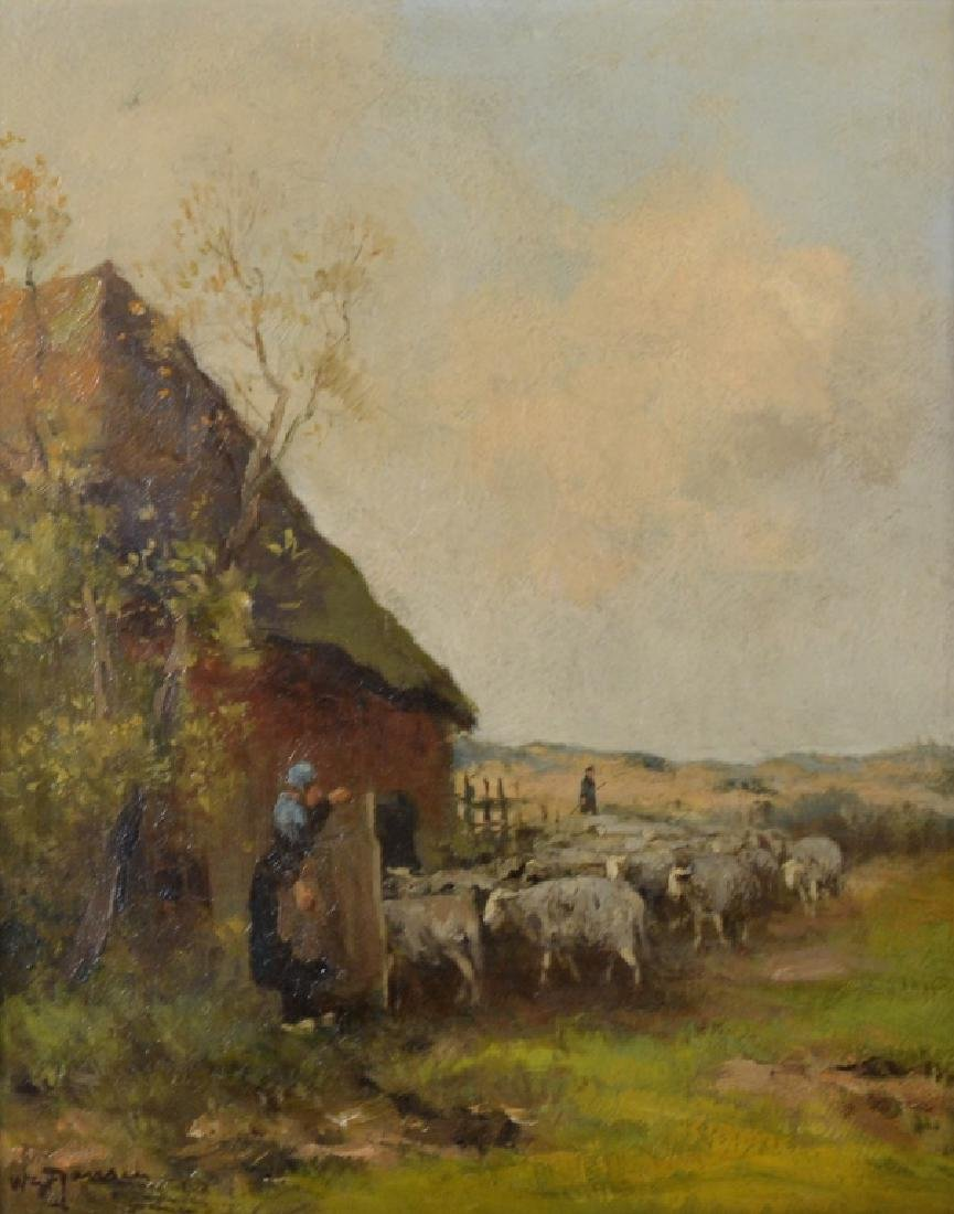 WILLEM GEORGE FREDERIK JANSEN (Dutch, 1871-1949)