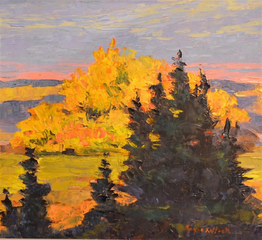 JOYCE KELLOCK (Canadian, b.1926)