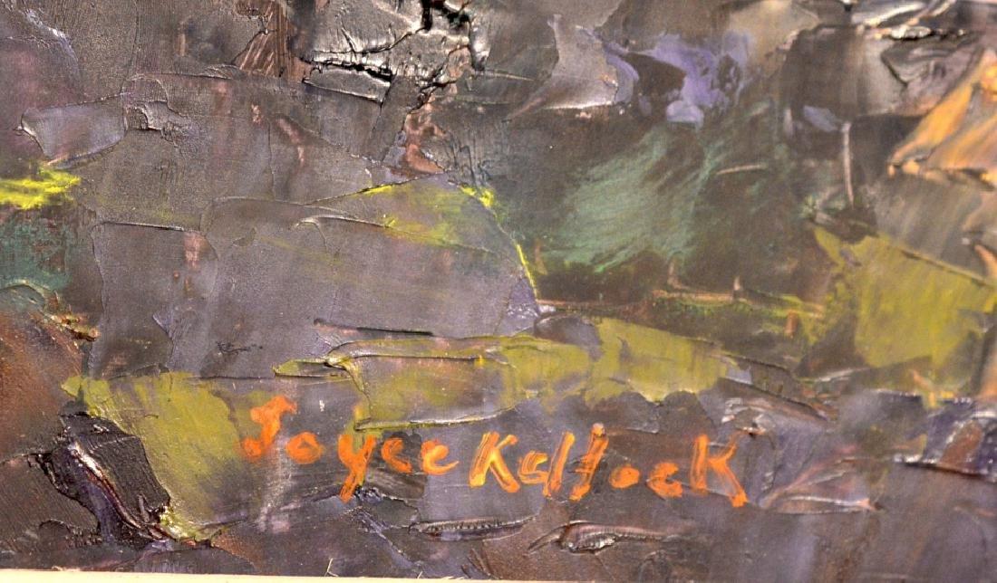JOYCE KELLOCK (Canadian, b.1926) - 2