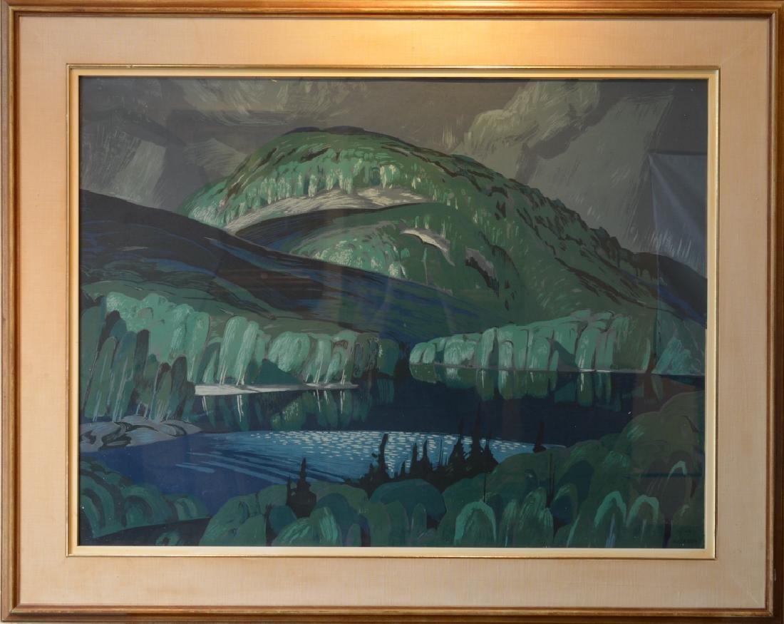 ALFRED JOSEPH CASSON, O.S.A., P.R.C.A. (1898-1992) - 2