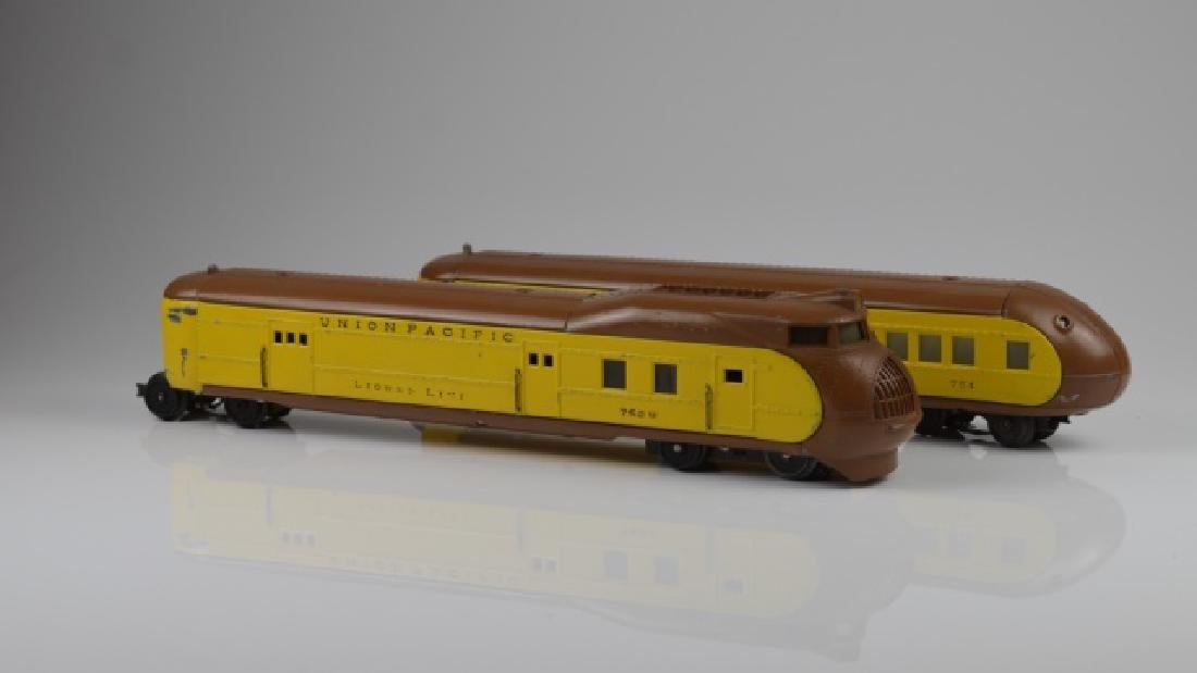 LIONEL UNION PACIFIC TRAINS