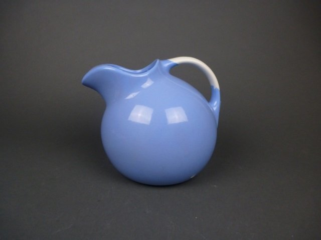 Medalta pottery water pitcher