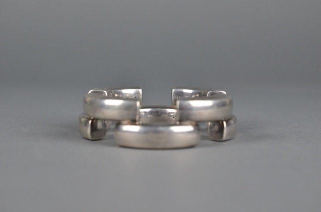 Georg Jensen silver bracelet by Astrid Fog