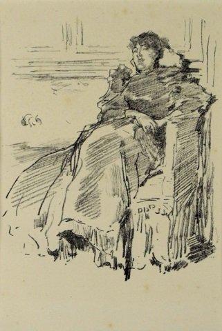 JAMES ABBOT MCNEILL WHISTLER (American, 1834-1903)