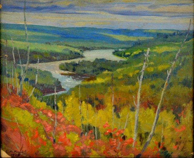 George Agnew REID (Canadian, 1860-1947)