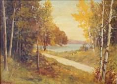 BLACKWOOD William Gardner CANADIAN 1890