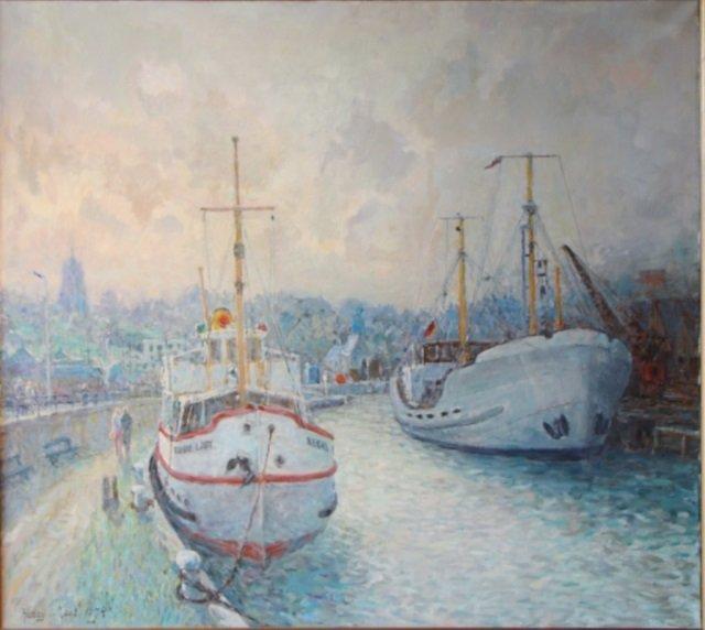Harry Frans Hubert MAAS (Dutch, 1906-1981)