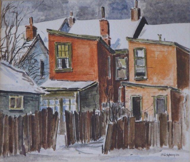 YUZBASIYAN, Arto (Canadian, b. 1948)
