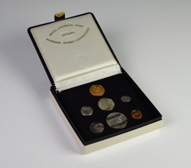 1967 ROYAL CANADIAN MINT PROOF SET