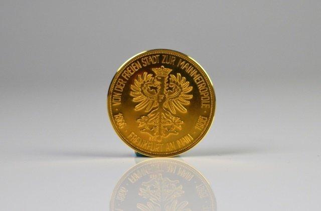 1966 COMMEMORATIVE GERMAN COIN