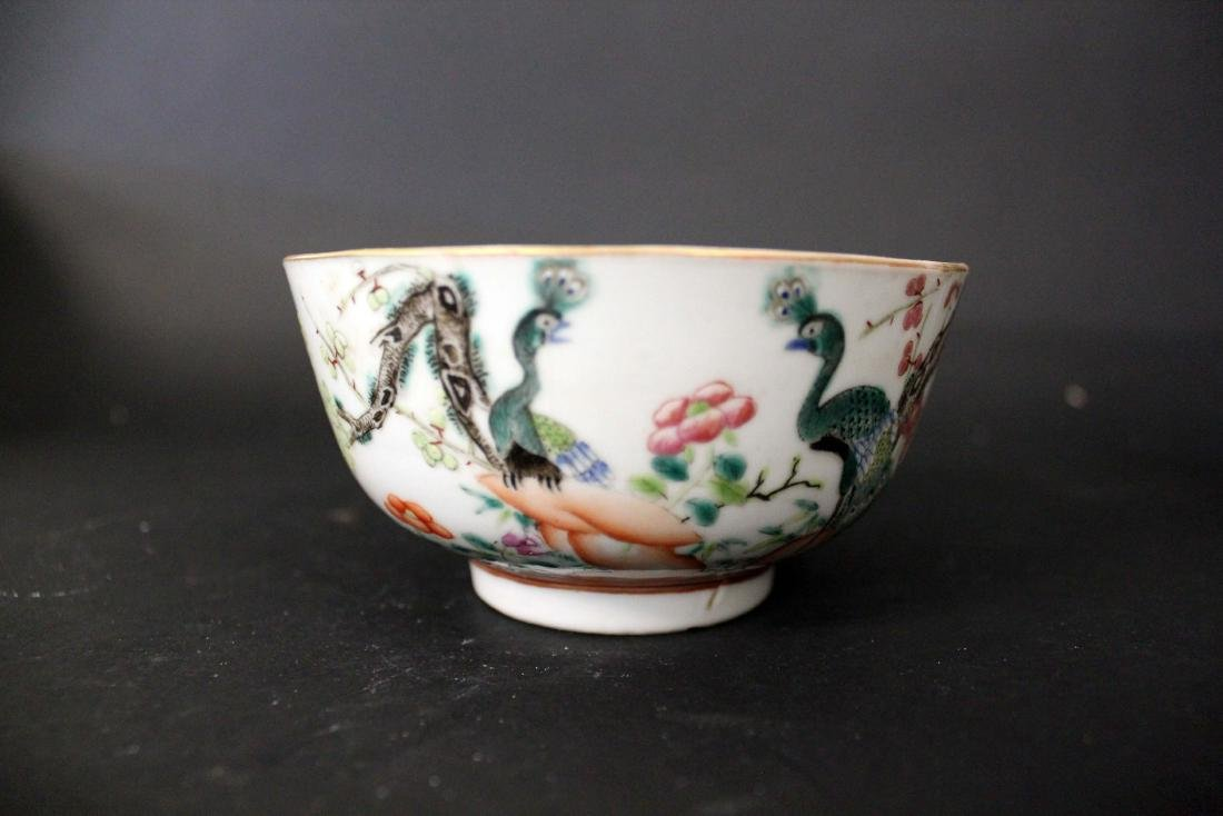 A CHINESE RARE PORCELAIN BOWL