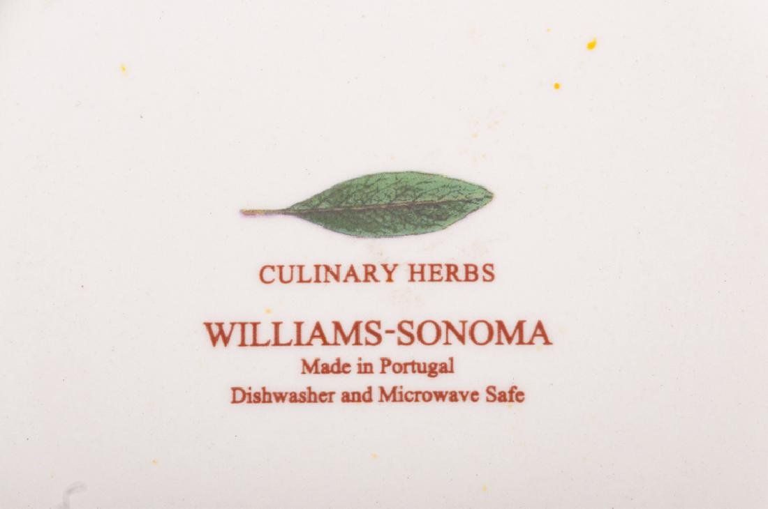 "Williams-Sonoma ""Culinary Herbs"" Pasta Set - 3"