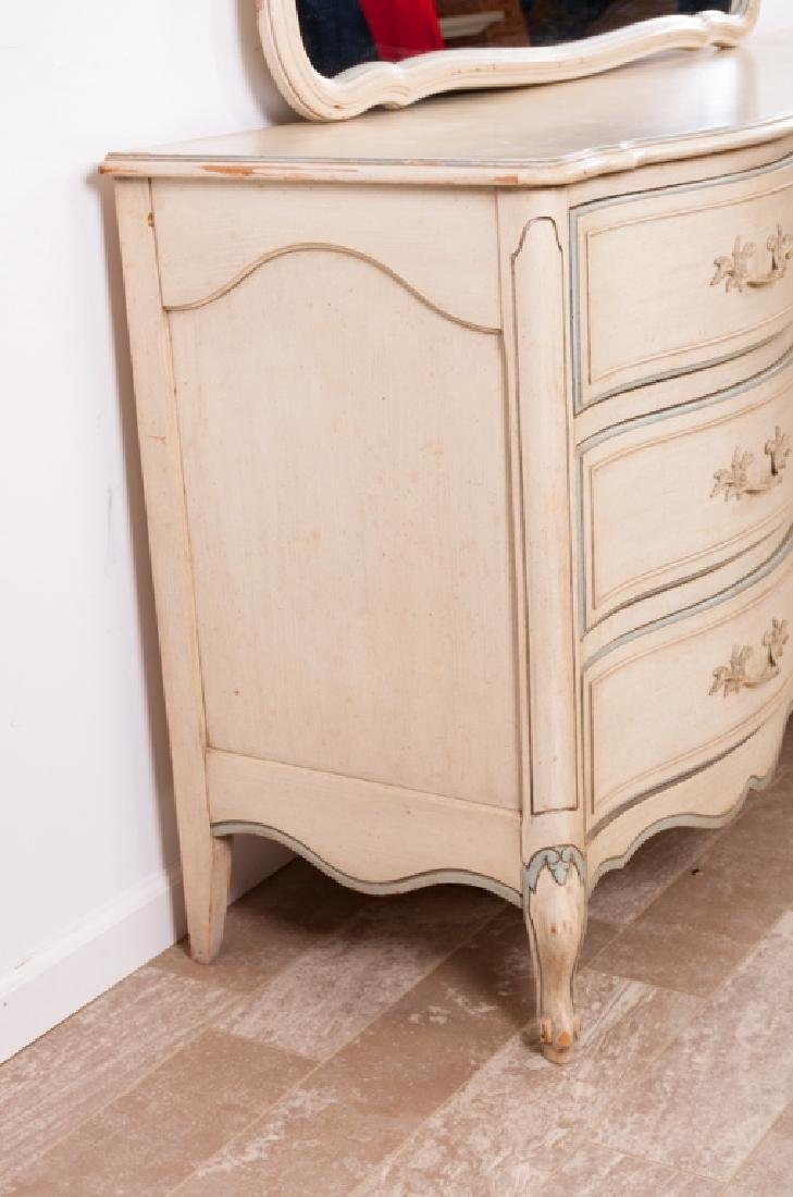 National of Mt. Airy N.C. Triple Dresser w/ Mirror - 7