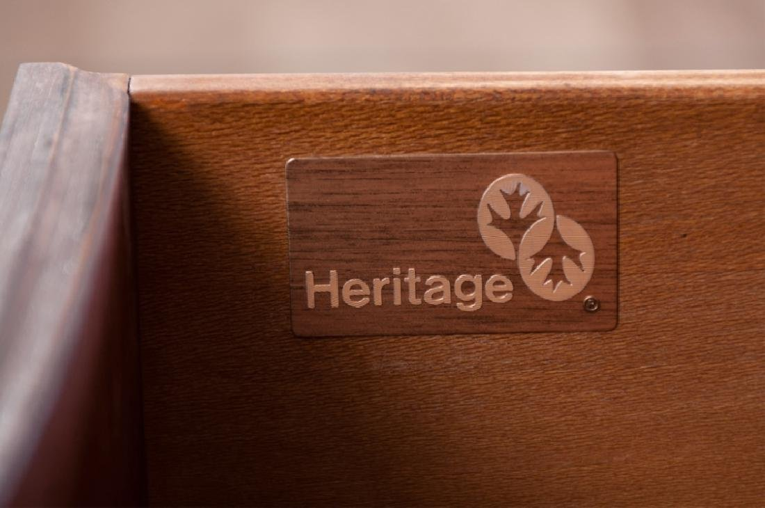Heritage Heirlooms Chest on Chest - 4