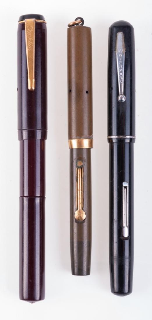 Vintage Waterman & Conklin Fountain Pens - 8