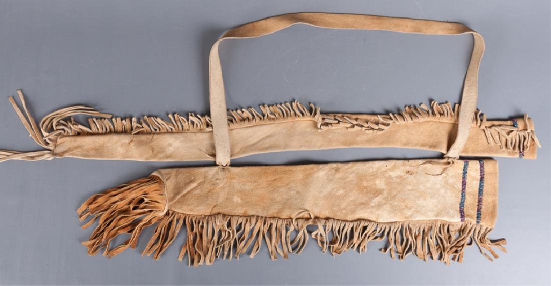 Sioux Beaded Quiver and Bow Case - 4
