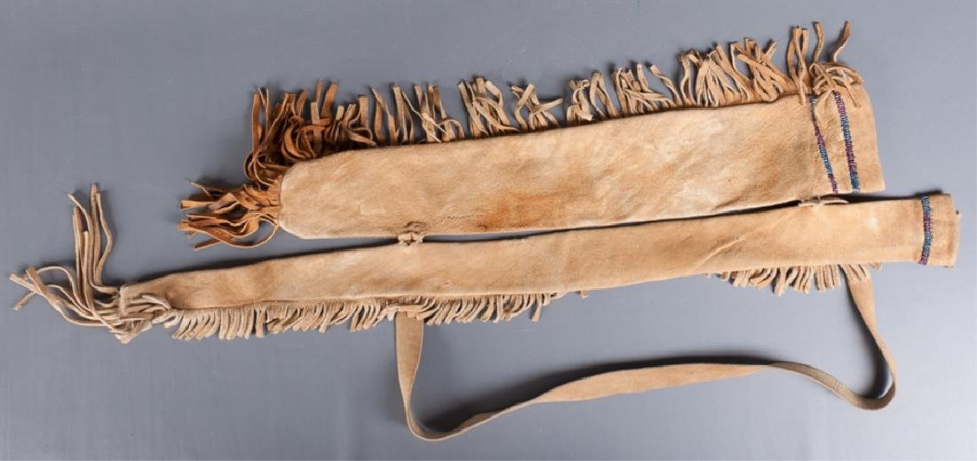 Sioux Beaded Quiver and Bow Case - 5
