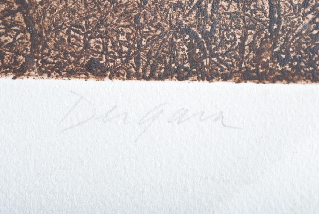 """Ann DerGara """"Tranquil Shores"""" Signed Etching - 5"""