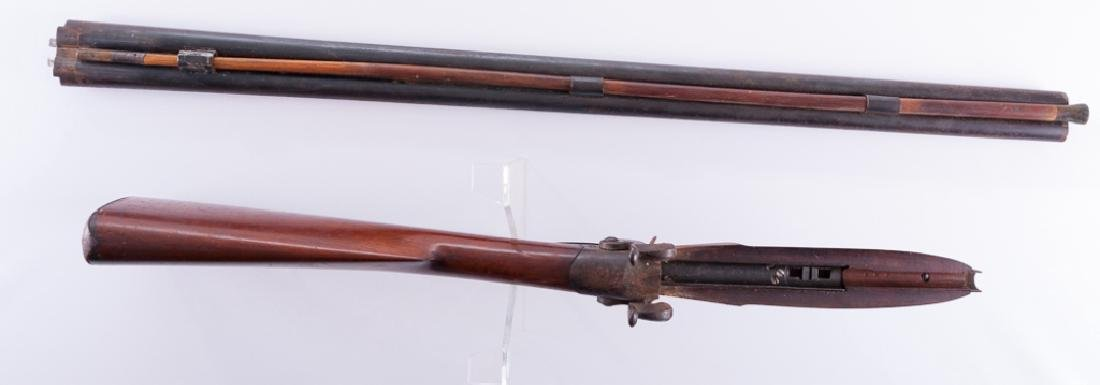 Whitney Arms Double Barrel Gun - 2