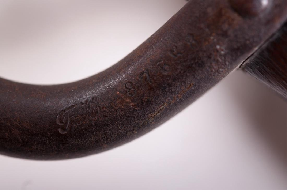 Deny Arsenal 1881 French Gras Bayonet - 8
