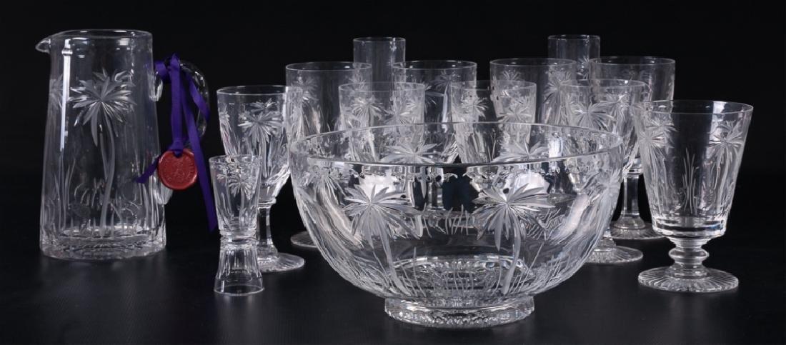"William Yeoward ""Palmyra"" Crystal Collection"