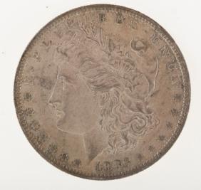 U.S. 1883-O Morgan Silver Dollar