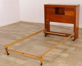 Crawford Furniture Twin Size Bookcase Headboard