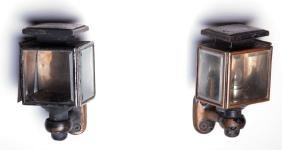 Carriage / Coach Lamps Pair