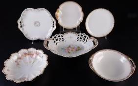 Haviland Limoges Porcelain Serving Dishes