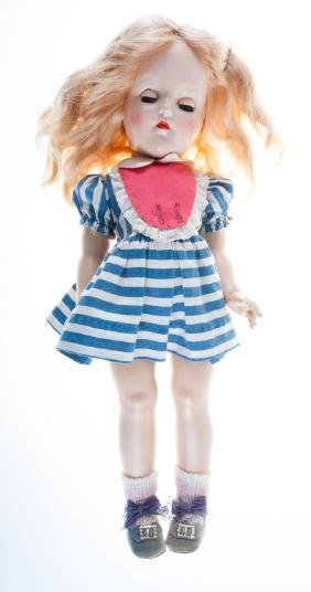 """""""Toni"""" Doll By Ideal Model P-91"""