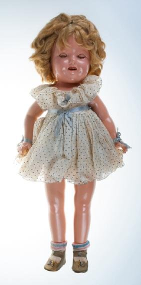 Ideal Novelty & Toy Company Shirley Temple Doll
