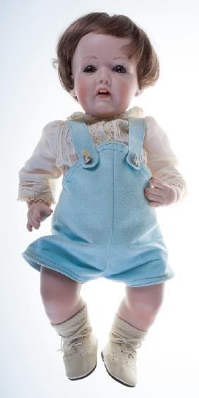 JDK German Toddler Doll, Reproduction