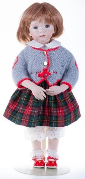 Jenny By Dianna Effner Doll
