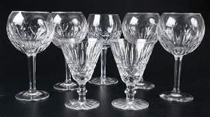 Waterford Crystal Stemware Group
