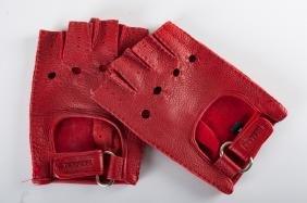 Ferrari Leather Driving Gloves