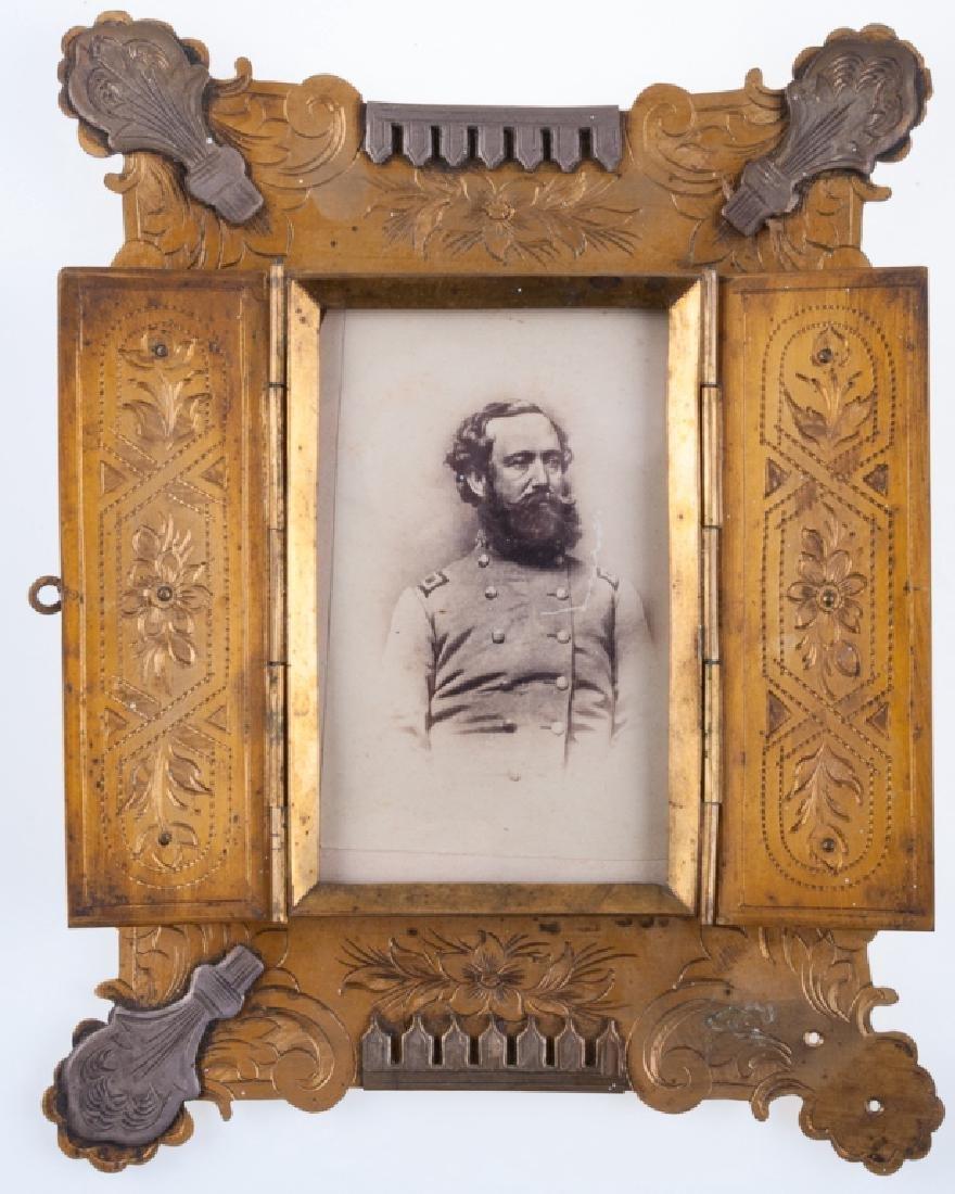 General Wade Hampton III Photographic Portrait