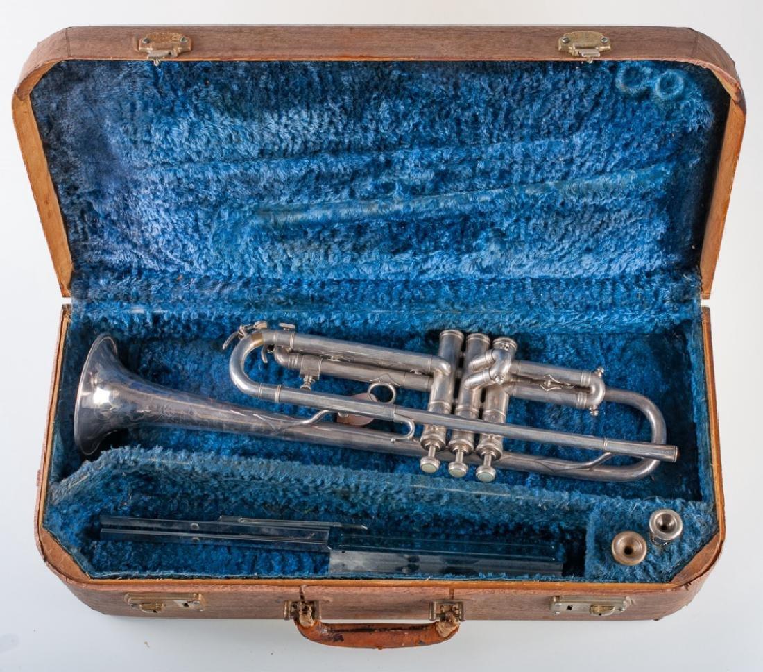 "William Frank Company ""The Classic"" Trumpet"