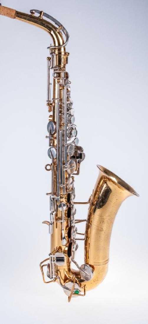 selmer saxophone serial number list