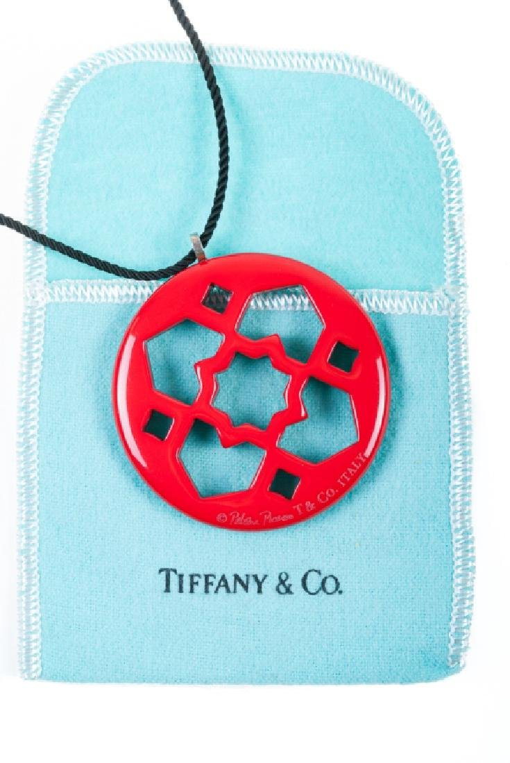 Tiffany & Co.SS Paloma Picasso Zellige Necklace