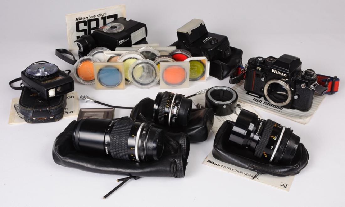 Nikon F3 SLR & Accessories