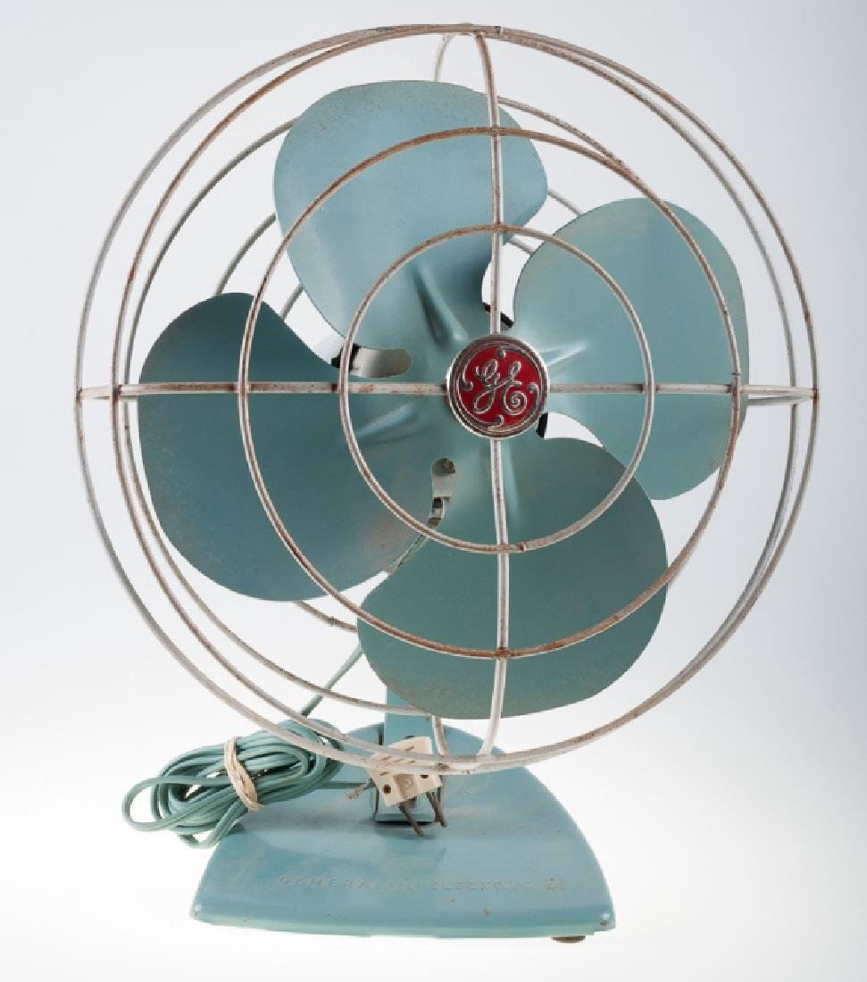 General Electric (GE) Oscillating Fan - 2