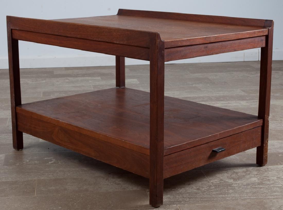 Scandinavian Style End Table