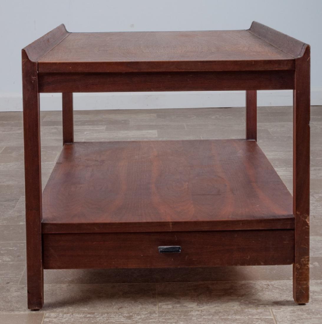 Scandinavian Style End Table - 2