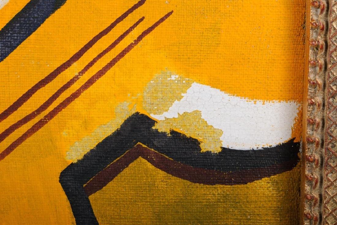 Alexander Shevchenko Abstract Oil On Canvas - 4