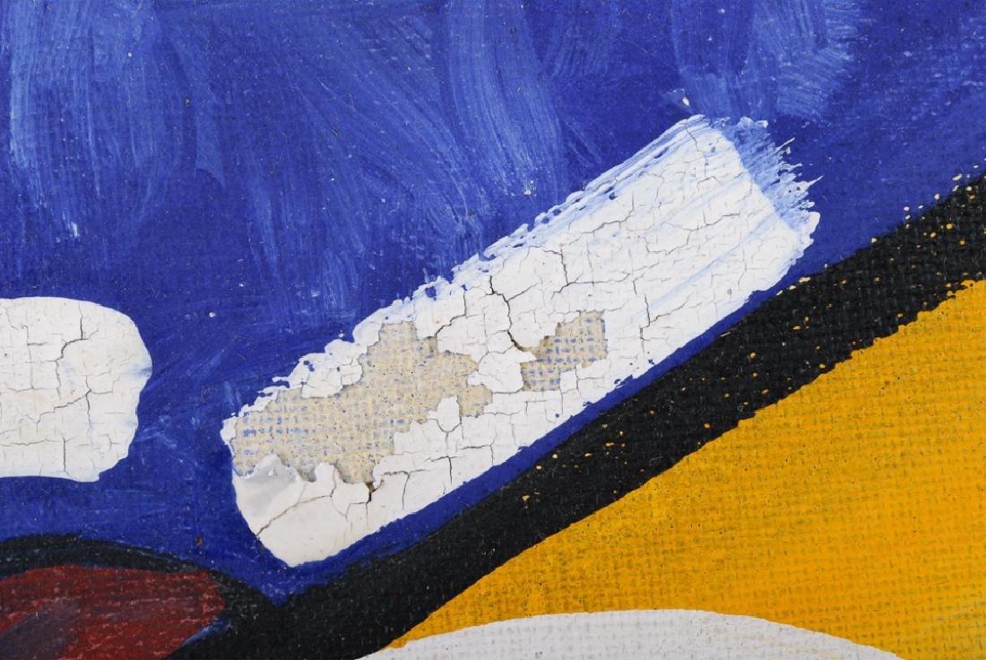 Alexander Shevchenko Abstract Oil On Canvas - 5